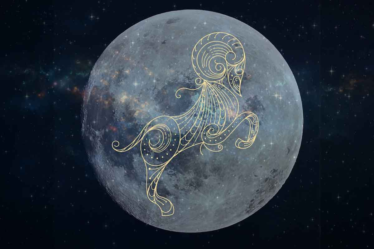 Intuitive Astrology: October Full Moon 2019