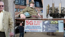 People Win Britain's First 5G Court Case! Mark Steele Vindicated!