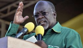 The President of Tanzania Bans Face Masks!