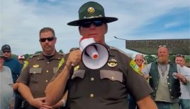 'Don't be a sheep': Washington sheriff urges residents to defy mask order