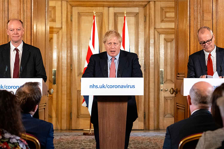 UK Government Lies Over School Closures