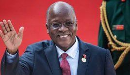 President of Tanzania John Magufuli declares Tanzania free of Covid-19